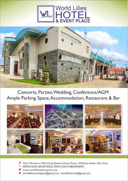 World Lilies Hotels and Event Centre
