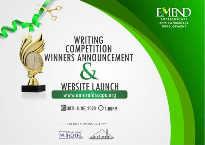 Emeraldscape Essay Competition Report