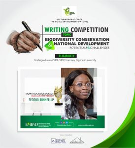 Unilag, UI, UNN Students Won World Environment Day 2020 Essay Competition